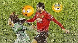 Futbolda En Komik Anlar ve Fauller ⚫ Comedy Fouls In Football ⚫ Funny Moments