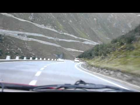 Ferrari 348 GTB - Furka Pass, Switzerland