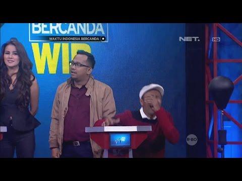 Waktu Indonesia Bercanda - Akbar Sampe Ngeces Denger Lawakan Cak Lontong (1/4)