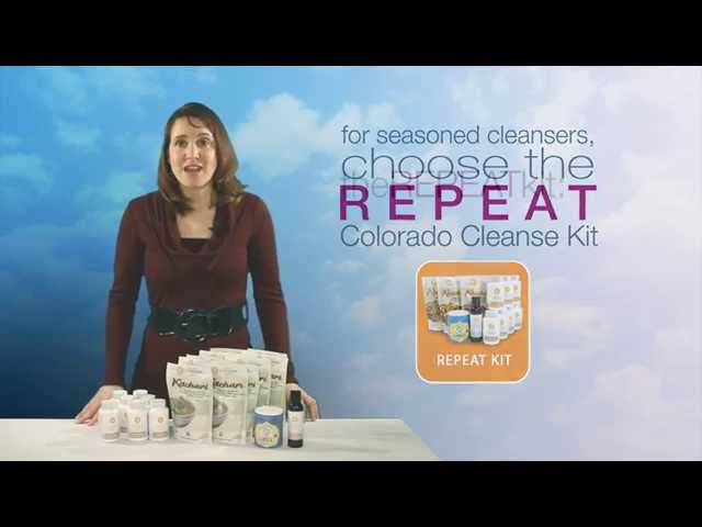 Anytime Repeat Colorado Cleanse Kit