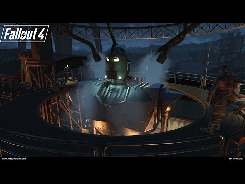 Iron Giant in Fallout4