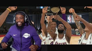 WE WON THE SUMMER LEAGUE CHAMPIONSHIP!! NBA 2K20 MyCareer Ep 12