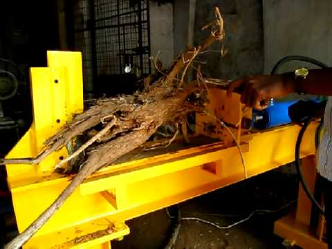 Wood Splitter Machine