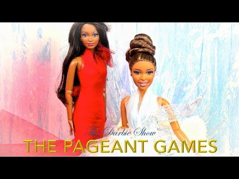 The Darbie Show : The Pageant Games