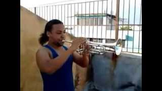 high notes on trumpet