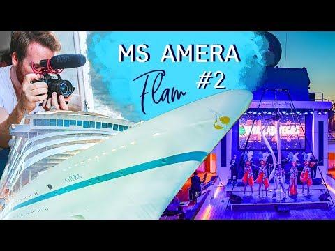MS AMERA #Vlog2 - Flambahn und LAS VEGAS - Phoenix Reisen (Verrückt nach Meer)