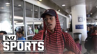 Shareef O'Neal Says He'll Be 1-And-Done, Won't Play LaMelo Ball | TMZ Sports