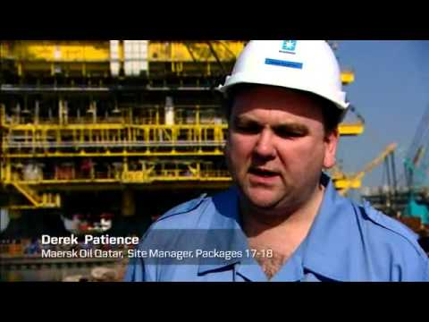 Maersk Oil - Construction in Abu Dhabi