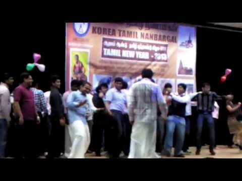 KTN Tamil New Year Celebrations 21/04/2013 kuthu dance