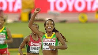 Athlete Of The Year 2015 - Finalist: Genzebe Dibaba ETH