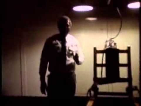 Execution by electric chair explained at Virginia State Prison