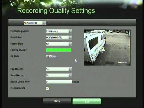 Hikvision Matador DS-7204HVI-ST CCTV Digital Video Recorder DVR Review Part 1 of 2