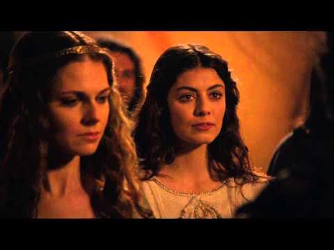 Romeo e Giulietta – trailer (serie tv Canale 5) – con Alessandra Mastronardi e Martin Rivas