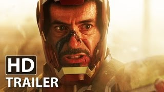 Iron Man 3 - Trailer 2 (Deutsch | German) | HD