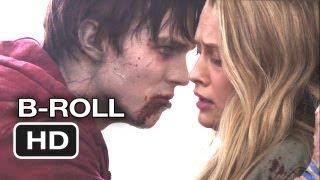 Warm Bodies - Warm Bodies Complete B-Roll (2013) - Nicholas Hoult Zombie Movie HD