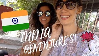 I BROUGHT MY SISTER TO INDIA! 🇮🇳