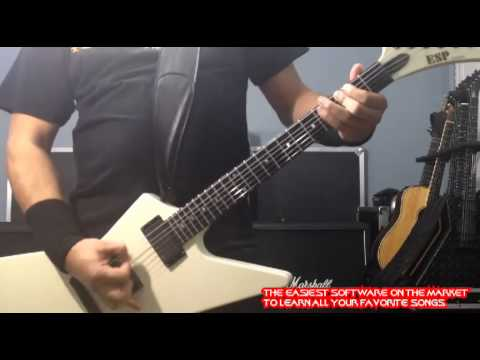 Learn How To Play Blackened By Metallica Mp4 Rzmmpj video