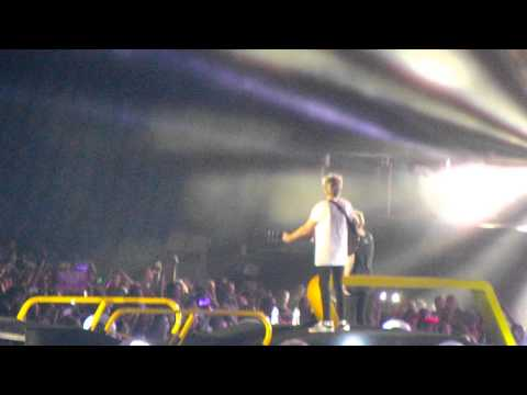 One Direction - Don't Forget Where You Belong OTRA SYDNEY 7/2/15
