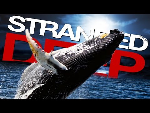 THAR BE WHALES! | Stranded Deep #5