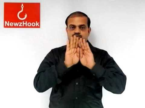 Sensex and Nifty rise - Sign Language News by NewzHook.com