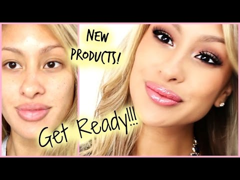 Get Ready! NEW Products-Makeup Geek- Neutral Look