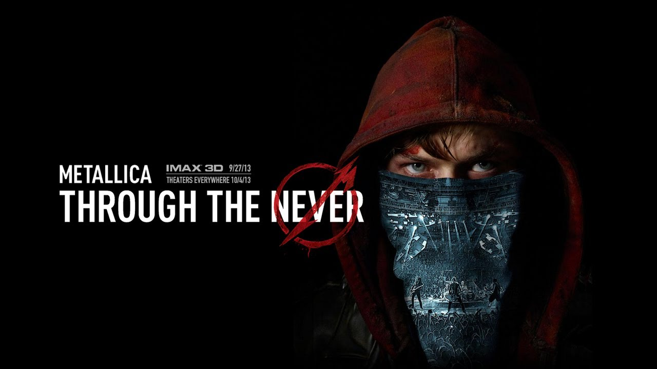 Metallica: Through the Never | 2013 | BDrip | Mega | Uptobox