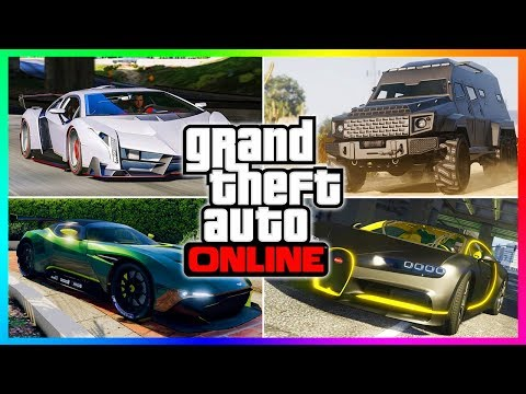 10 VEHICLES YOU ABSOLUTELY MUST OWN IN GTA ONLINE! (GTA 5 BEST CARS & VEHICLES)