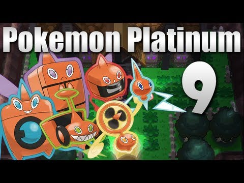 Pokmon Platinum - Episode 9 [Rotom Event]