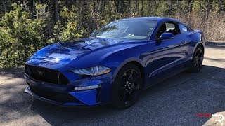 2018 Ford Mustang GT – Muscle Car Perfection?