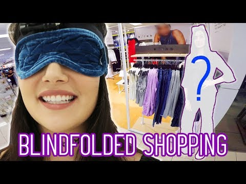 I Bought An Entire Outfit Blindfolded