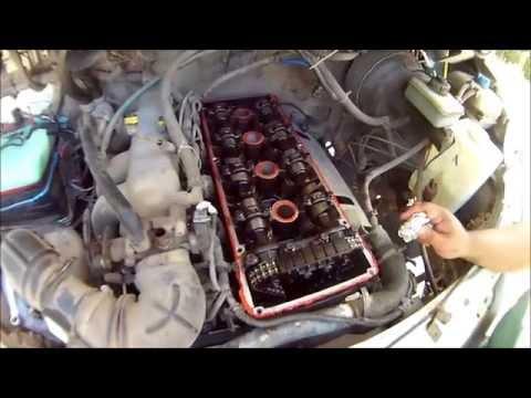 Замена прокладки двигателя 405 406 409