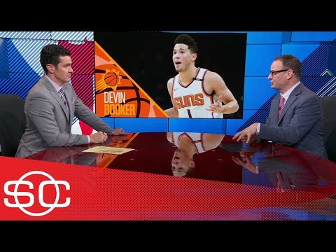 Woj: Devin Booker nearing max extension with Suns & latest on Kawhi Leonard to Lakers talks   ESPN