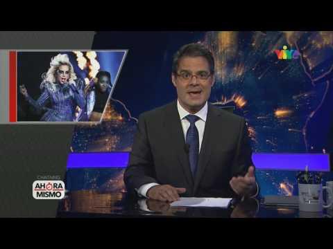 Luis Chataing en #AhoraMismo - La Gaga voladora | VIVOplay