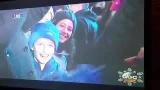 """HAPPY NEW YEAR! - """"Dick Clark's New Years Rockin' Eve"""" Times Square Ball Drop 2017"""