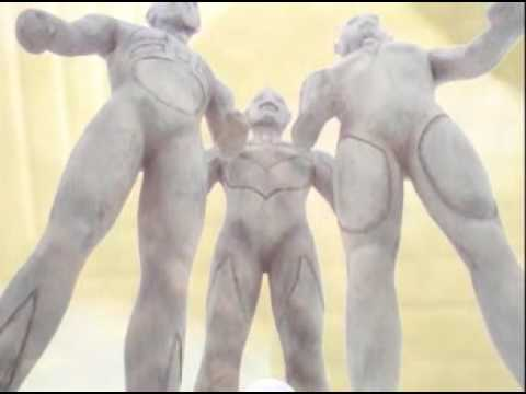 Ultraman Tiga Ending video