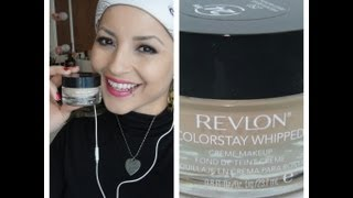♥ Base Revlon Colorstay Whipped Review + Demo ♥