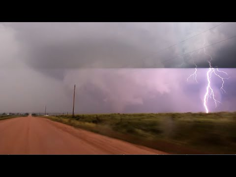 Violent Tornado On The Colorado High Plains