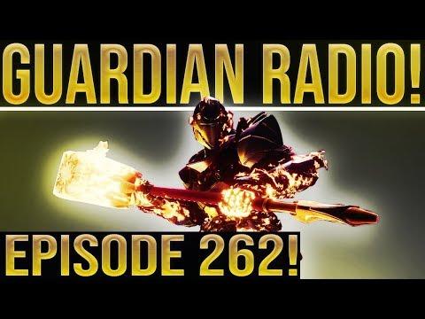 🔴LIVE!  Guardian Radio Episode 262. New Forsaken Info Overload! thumbnail