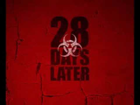 28 Days Later Soundtrack  Abide With Me
