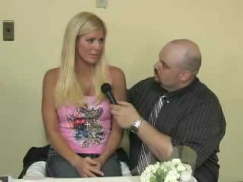 torrie wilson raw candid interview - dating john cena