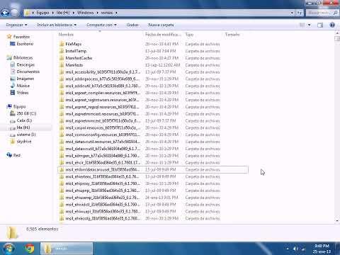 Borrar archivos protegidos con permisos (TrustedInstaller)