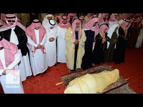 Saudi Arabia's King Abdullah bin Abdulaziz Al Saud is laid to rest | Mashable