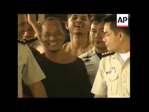Four Thai Muslims accused of plotting bomb attacks acquitted