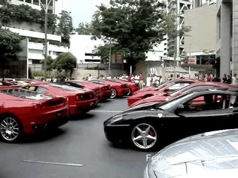 Ferrari Big Breakfast @ Pavilion