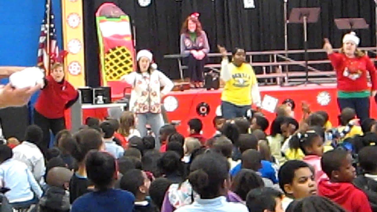 Arnold Elementary Flash Mob YouTube