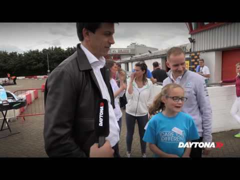 Toto Wolff deals with another driver dispute at Daytona Milton Keynes