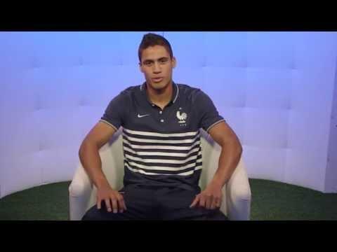 Raphaël Varane - Tous fans des Bleus