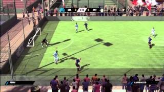 FIFA Street 4 Inter VS Olympique Marseille (HD)