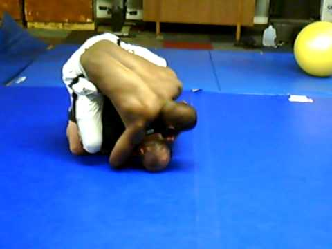 Back Mount Escape