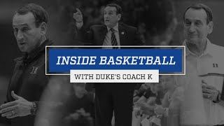 Inside Basketball with Duke's Coach K: Episode 1